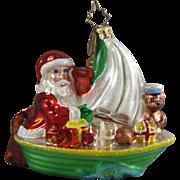 Christopher Radko Ornament Off to Dreamland 1013271