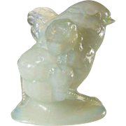 Sabino Opalescent Glass Baby Chick Poussin L'irrite