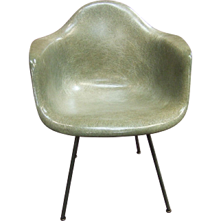Charles Eames Rope Edge Shell Chair Herman Miller C1951