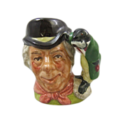 Royal Doulton Character Toby Jug D6608 The Walrus & the Carpenter