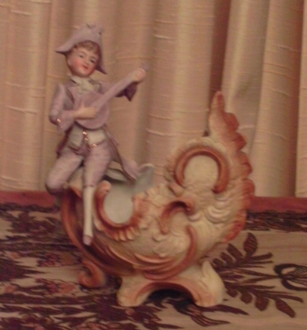Early German Porcelain Figure