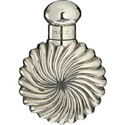1894 Sampson Mordan silver scent perfume bottle
