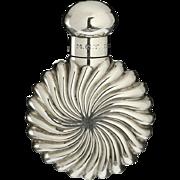 1894 Sampson Mordan silver scent perfume bottle