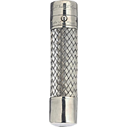 1881 Sterling Silver Double End Scent Perfume Bottle
