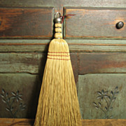Grandma's Unusually Extra Long Vintage Whisk Broom