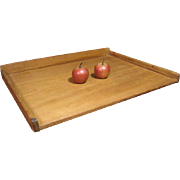 Grandma's Gorgeous Old Antique Large Sized Wooden Farm Kitchen Noodle Board
