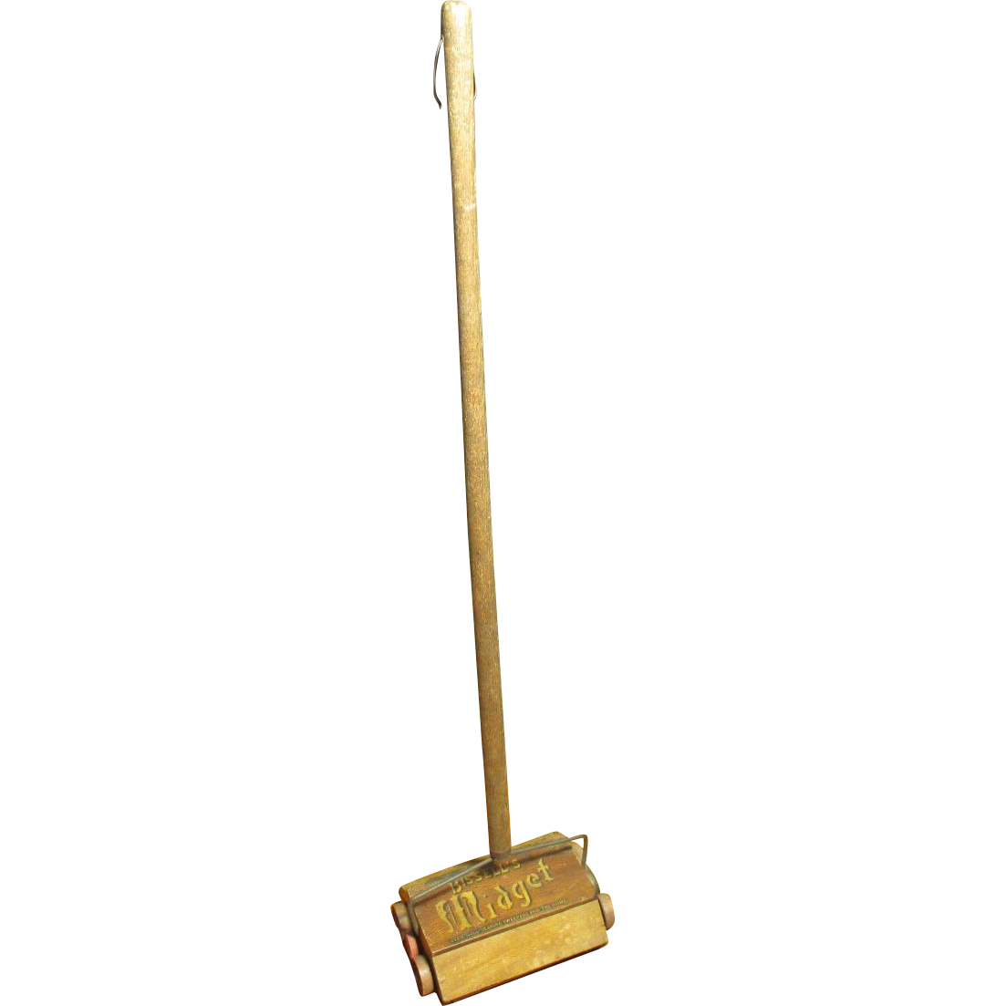 wonderful old child sized bissell midget cyco ball bearing carpet sweeper grand rapids michigan - Carpet Sweeper
