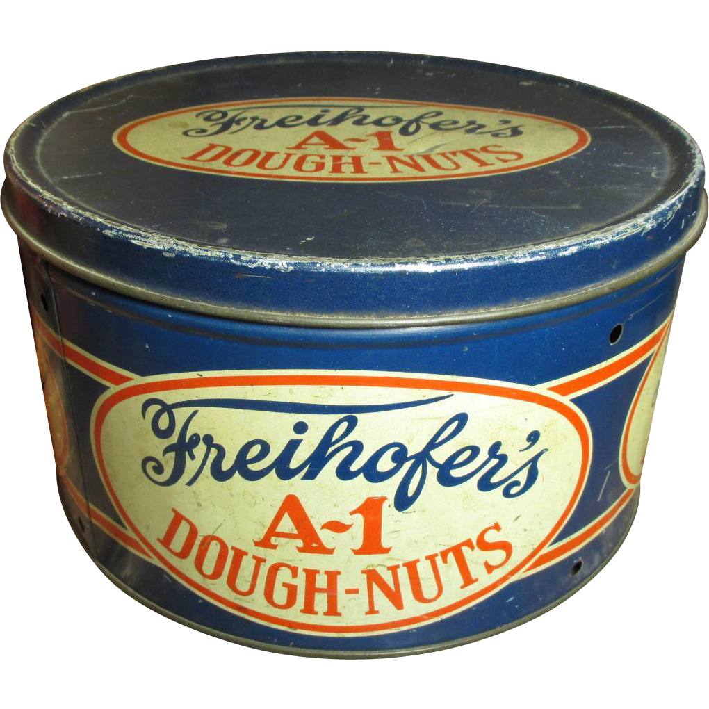 Granny's Old Farm Kitchen FREIHOFER'S A-1 Dough-Nuts