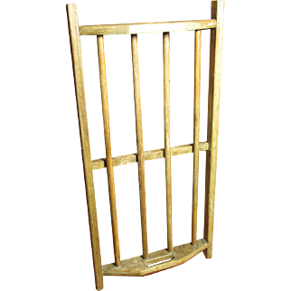 Granny's Old Vintage Wooden Farmhouse Drying Rack