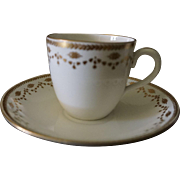 18-Piece Booths Silicon China Demitasse Set - Circa 1906