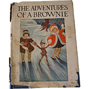 The Adventures of a Brownie, First Rand McNally edition 1923