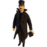 Peggy Nisbet Costume Doll - Theodore Roosevelt P731