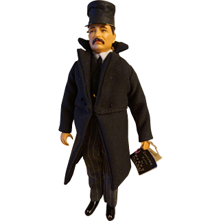 Peggy Nisbet Costume Doll - Theodore Roosevelt P731
