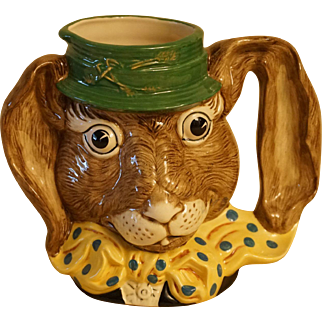 Royal Doulton March Hare Large Toby Jug D6776