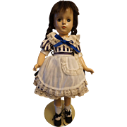"14"" Composition Margaret O'Brien Madam Alexander Doll"