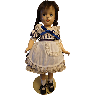 "14"" Composition Margaret O'Brien Madam Alexander Doll"