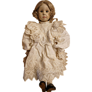 """19"""" """"French Doll"""" from Pat Thompson collection"""