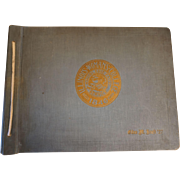 1920s Illinois Woman's College Scrapbook