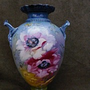 Royal Bonn Germany Franz Anton Mehlem Vase