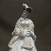 Florence Ceramics Fancy Camille Figurine