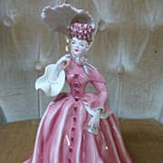 "Florence Ceramics of Pasadena ""Vivian"" Figurine"