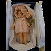 """R. John Wright """"Sweet Pea Baby Fairy"""" Doll"""