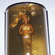 Bob Mackie Gold Barbie #5405-9992, Mint w/ Original Packaging, First In Series, c.1990