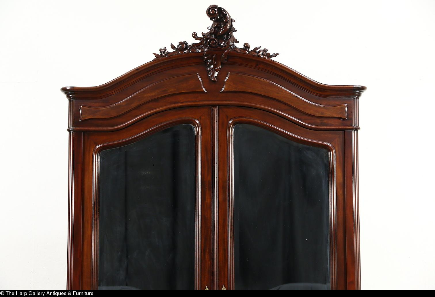 roll over large image to magnify click large image to zoom antique mahogany armoire