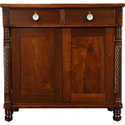 Empire 1830 Antique Mahogany Sideboard or Server
