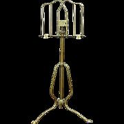 Brass Adjustable 1900 Antique Music Stand