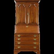 Statton Centennial Cherry Signed Vintage Secretary Desk & Bookcase