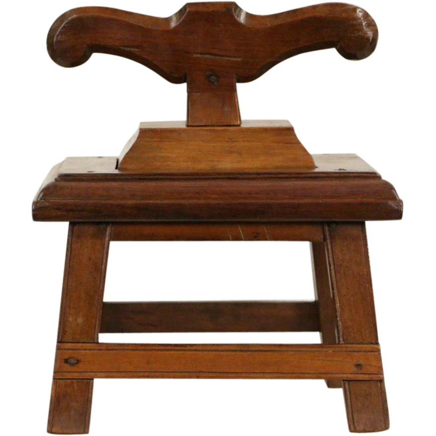 Carved Teak Mystery Press for Spices, Drugs, Cheese?