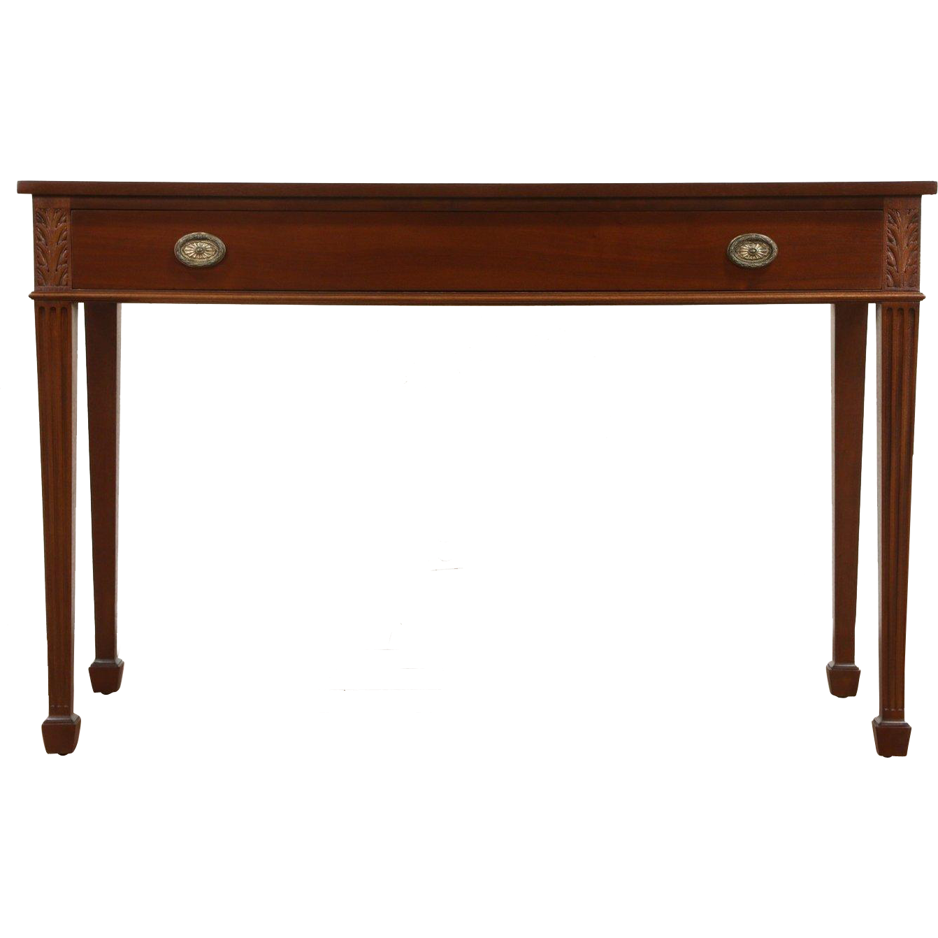 Colby Signed Mahogany Hall Console or Server