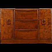 Heywood Wakefield Midcentury Modern 1953 Vintage Sideboard, Server, Console