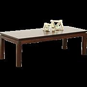 Midcentury Danish Modern 1960's Vintage Rosewood Coffee Table
