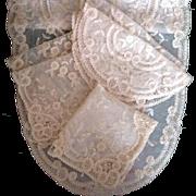 Brusssels Princess Lace Dresser Set 6Pc.