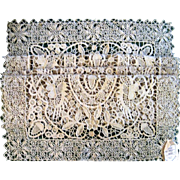 Reticella Or Needle Lace Runner