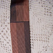 Vintage Mr. John All Silk Skinny Necktie