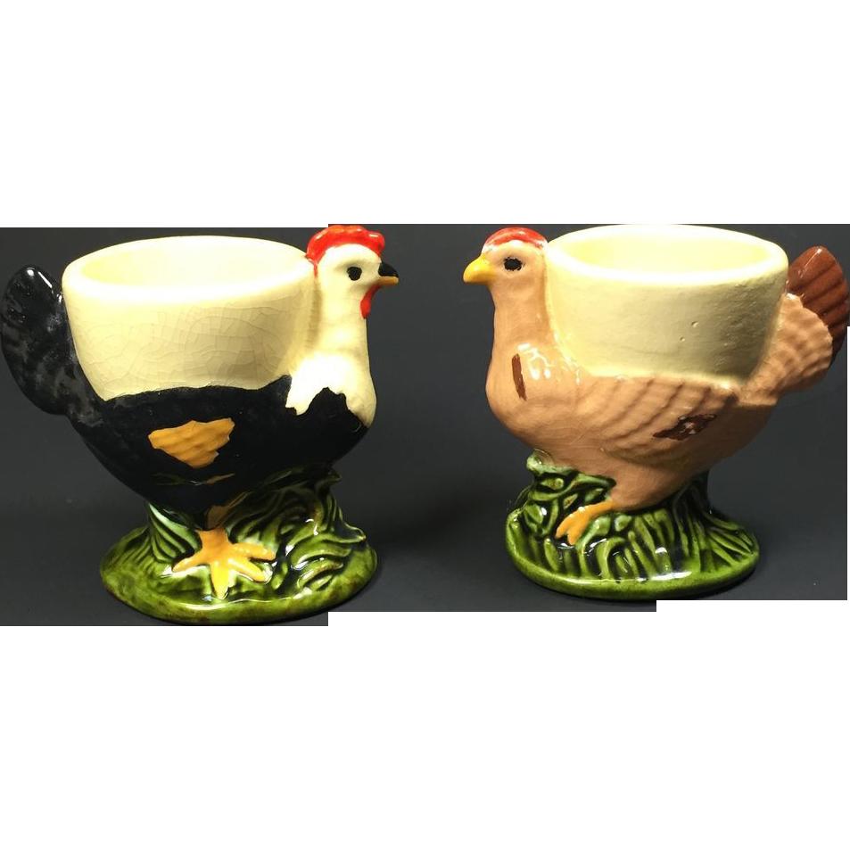 Vintage Ceramic Rooster 8