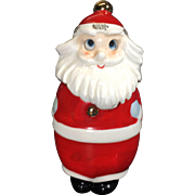 Sonsco Mid-Century Santa Christmas Nodder Bank
