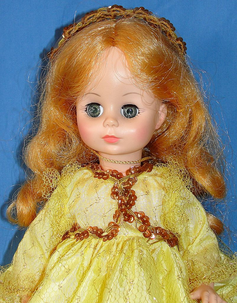 "Vintage Madame Alexander 14"" Sleeping Beauty Doll"