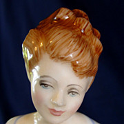 "Royal Doulton bone china (porcelain) figurine ""Pamela"" HN2478"