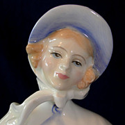 "Royal Doulton bone china (porcelain) figurine ""Jessica"" HN 3497"