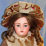 Antique Early Kammer & Reinhardt Bisque Doll Mold # 191