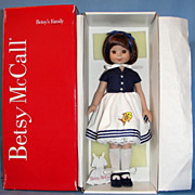 Tonner Betsy McCall Club Doll Exclusive w/ Original Box & Extras