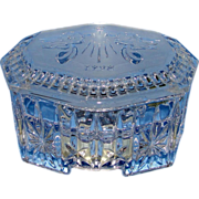 Beautiful Waterford Crystal 1998 Christmas Music Box