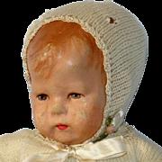 Antique Kathe Kruse Doll, Series 1 with Original Costume - Precious!