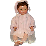 "20"" 1939 Effanbee ""Sweetie Pie"" Baby Doll"