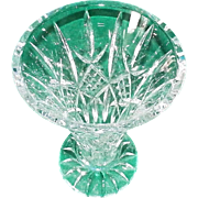 "Exquisite 8 1/2"" Waterford Irish Crystal Vase in Original Box"