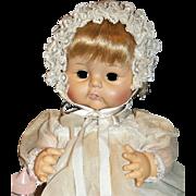 Vintage All Original Madame Alexander Sweet Tears In Original Box